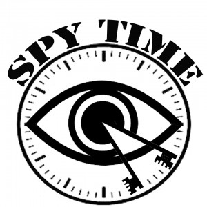 SPY TIME LOGO 5th Try